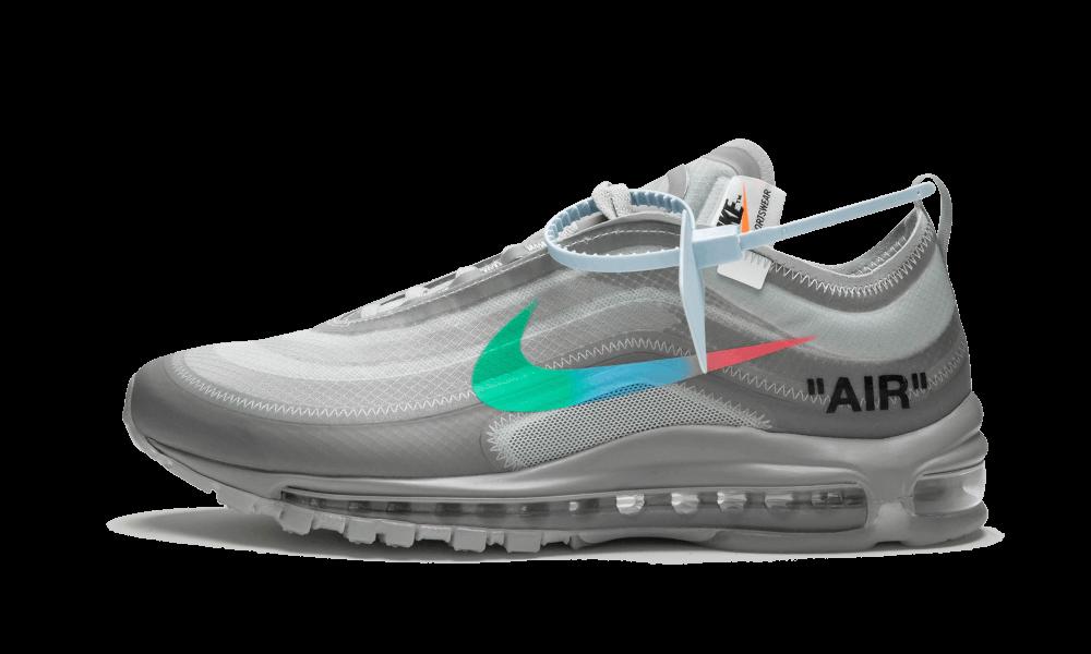"Nike The 10 Air Max 97 OG ""OffWhite Menta"" AJ4585"