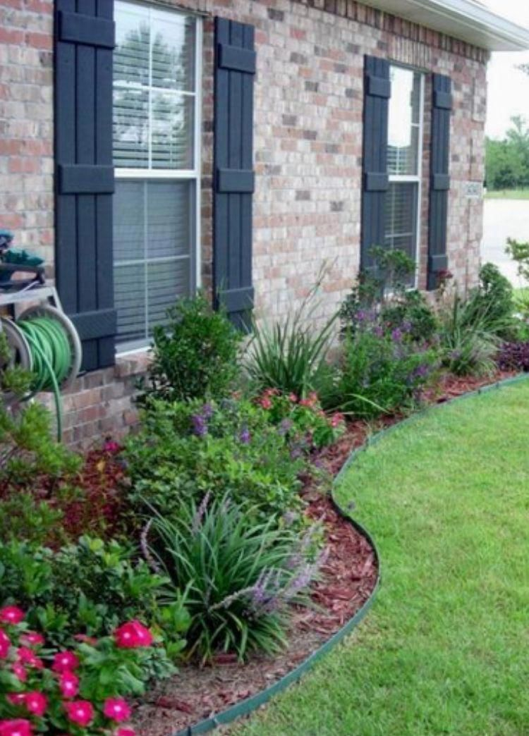 This Might Appeal To You Landscape Timbers Small Yard Landscaping Yard Landscaping Front Yard Landscaping Design