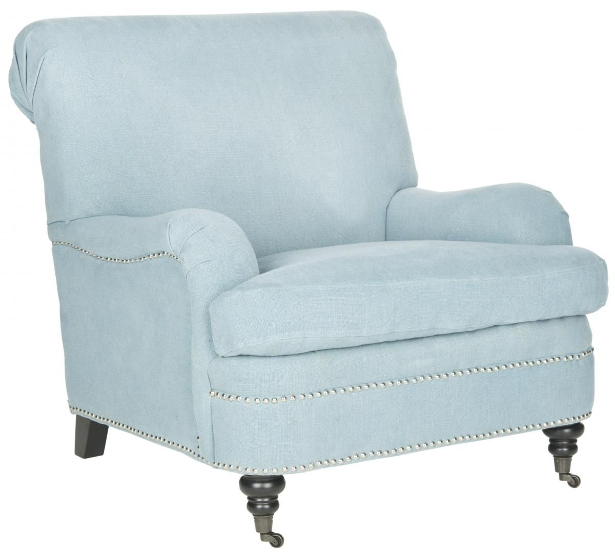 Pale Blue Velvet Chair Google Search Club Chairs Furniture