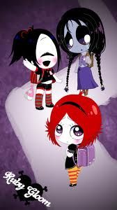 ruby gloom misery - Google Search