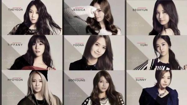 Pin On Girls Generation