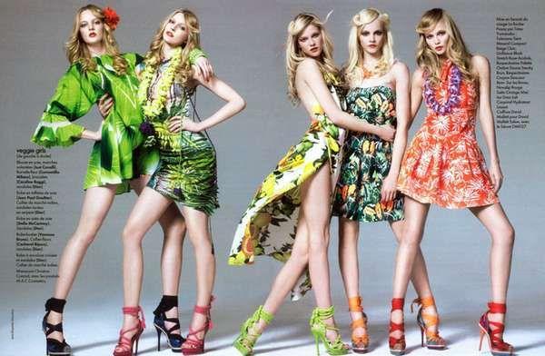 Резултат со слика за PHOTOS of tropical fashion