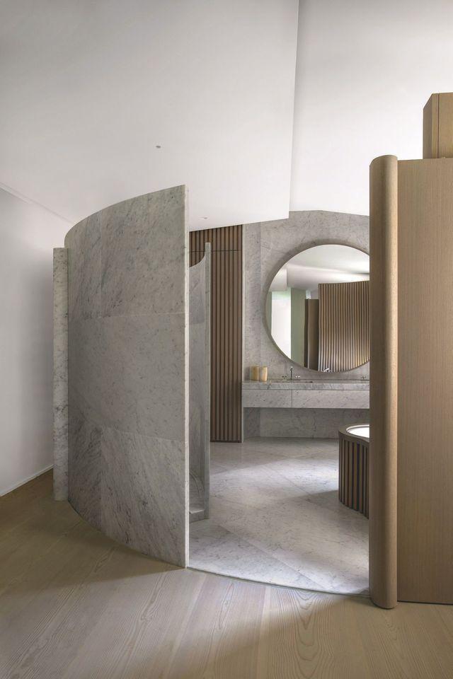 Idées déco pour salle de bains design et moderne