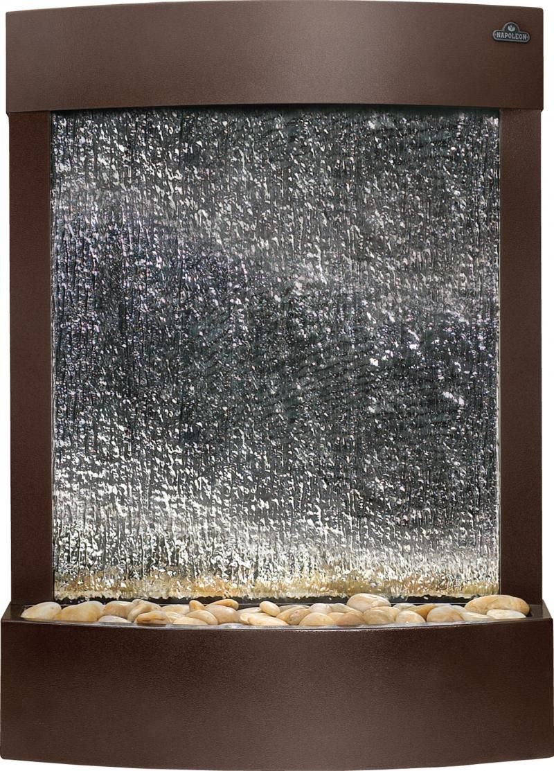 indoor waterfall wall - Google Search | For the Home | Pinterest