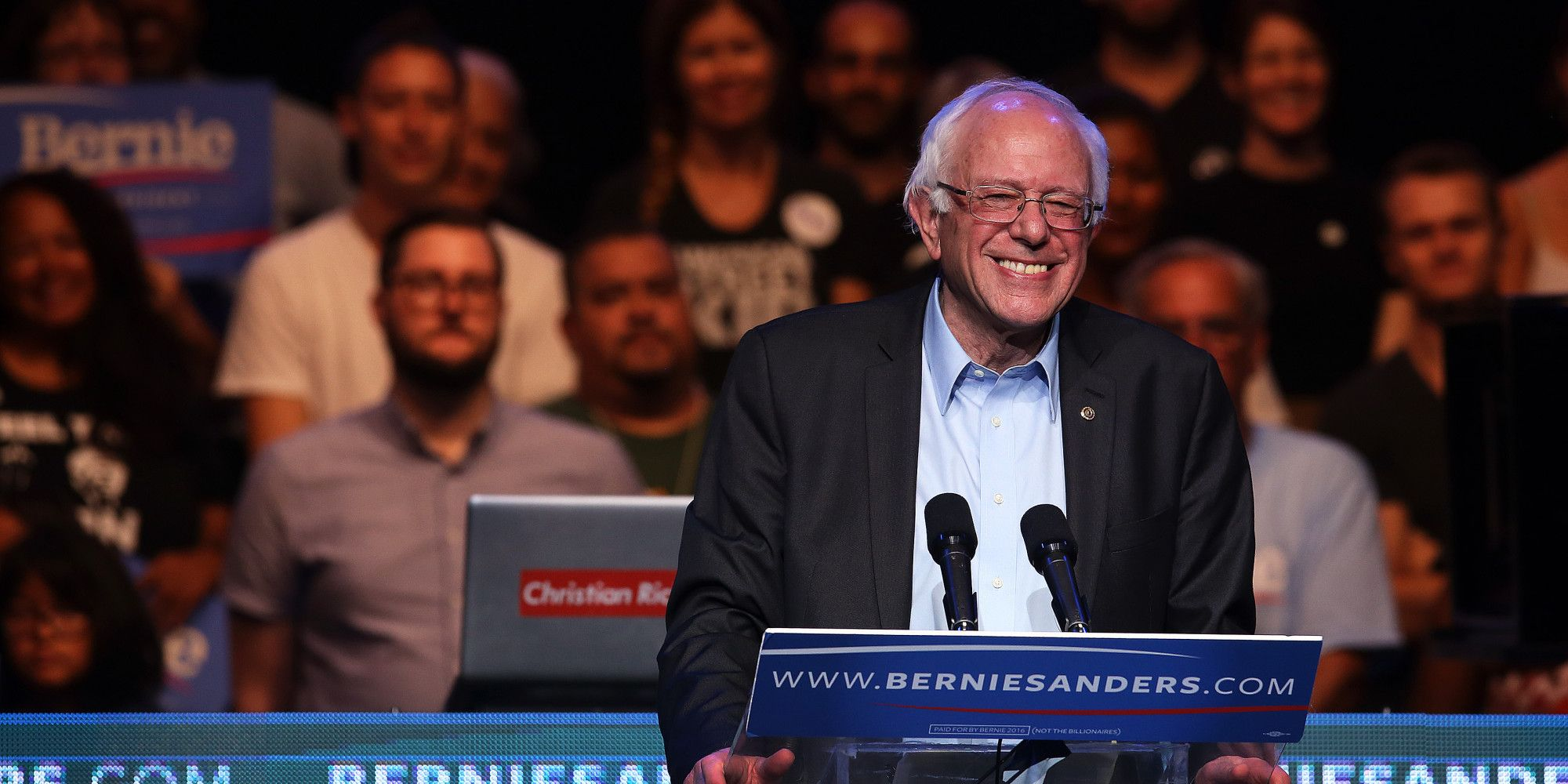 Sanders doesn't have the scandals or honesty issues that Trump could pounce upon in a debate, and Bernie matches up nicely with Trump in a general election for numerous other reasons. Ultimately, Donald Trump embodies every single warning of Bernie Sanders pertaining to money in politics and billionaires controlling the fate of our nation.