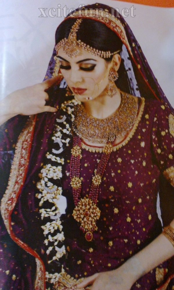 Latest Pakistani Bridal Jewelry Designs Pakistani Bridal Jewelry