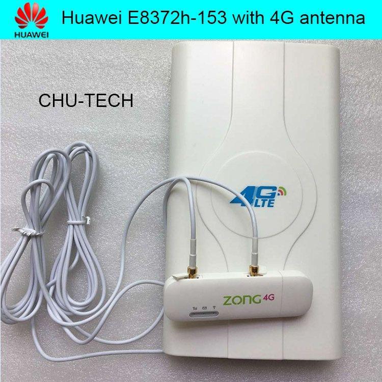 Unlock Huawei E8372 E8372h-153 4G wifi stick with LTE high