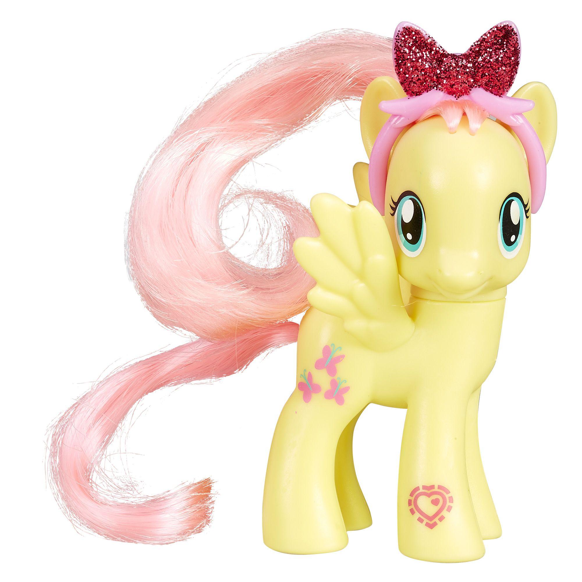 My Little Pony Friendship is Magic Fluttershy Figure in