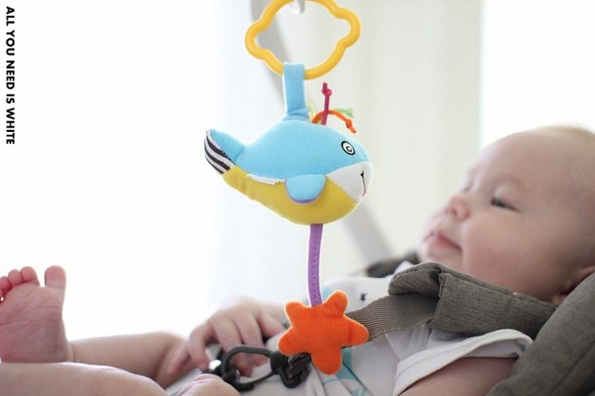 Quality you can see & feel & perfect ergonomics for baby – Stokke Steps via allyouneediswhite.indiedays.com