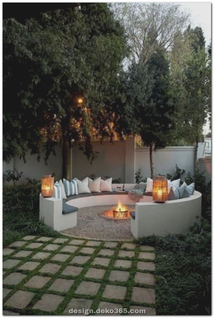 Legendär kreative Ideen zu Gunsten von die Feuerpatio #backyardpatiodesigns