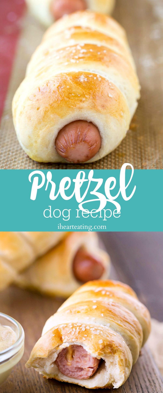 Pretzel Dog Recipe