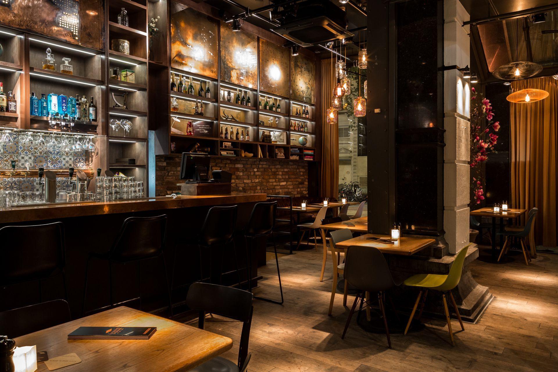 ENZO architectuur & interieur ® Switch van Caffe Esprit naar Jackson Dubois
