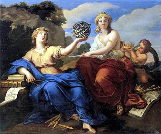 File:Uranie et Melpomène - 1680-1681 Louis de Boullogne.jpg