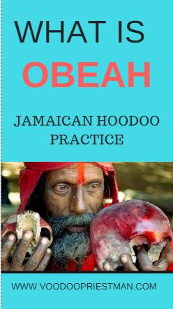 What is Obeah? The Jamaican Hoodoo Practice