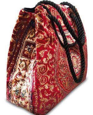 Pin On Carpet Bags