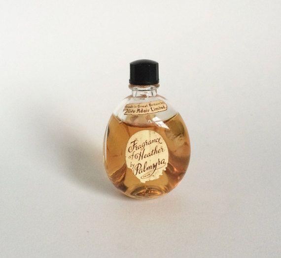 Tiny Miniature Vintage Perfume Scent Bottle Dimple Glass Etsy Perfume Scent Perfume Vintage Perfume