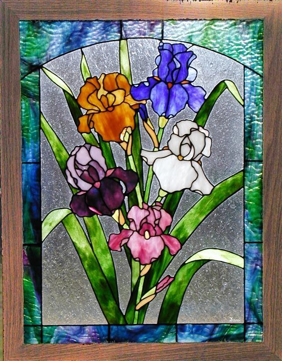 Stained Glass Panels With Images Stained Glass Diy Stained