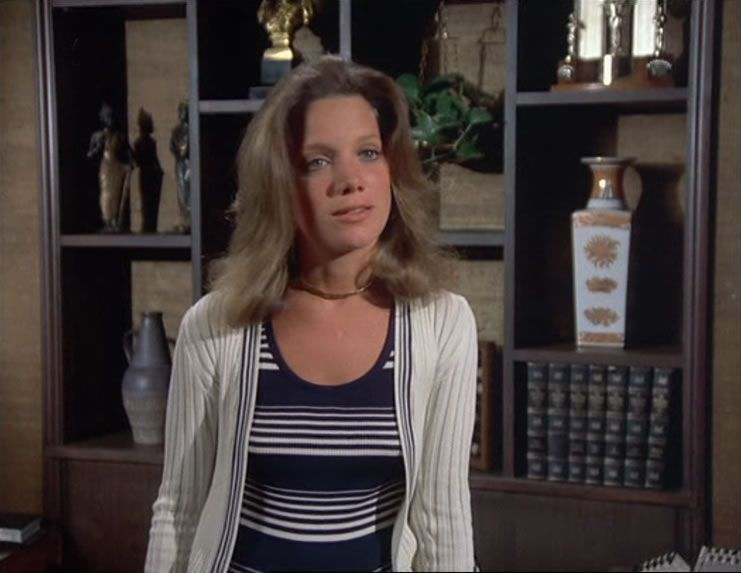 Gretchen Corbett in Columbo: An Exercise in Fatality (1974 ...