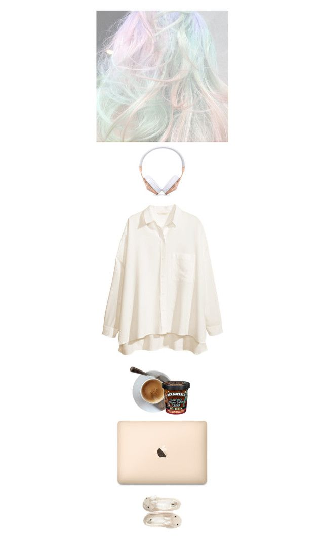 """Happy Friyay.."" by kanyadrupadi ❤ liked on Polyvore featuring H&M, Frends and MovieMarathon"
