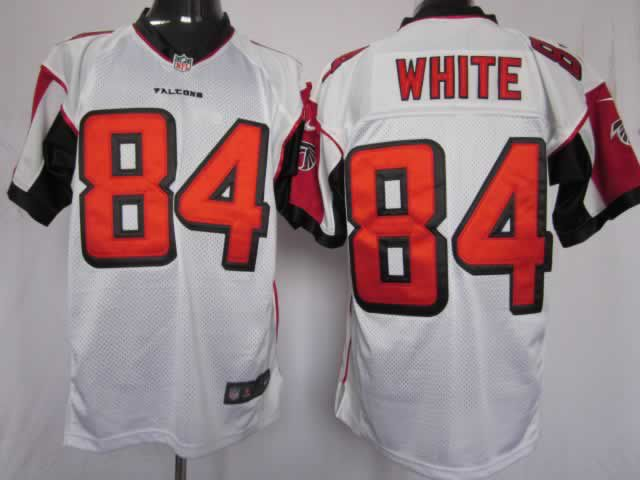 Atlanta Falcons White Elite jersey in white. Find this Pin and more on Nike NFL  Jerseys ... 1f768b0ca