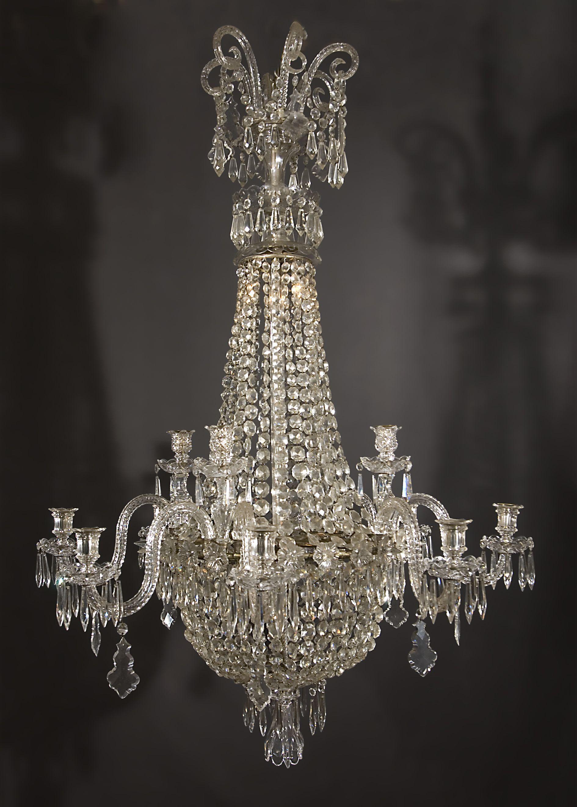 Baccarat chandelier chandelier luv xoxo pinterest baccarat chandelier arubaitofo Choice Image