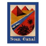 Suez Canal postcard  Suez Canal postcard  $0.95  by camillacalle   More Designs http://bit.ly/2g4mwV2 #zazzle