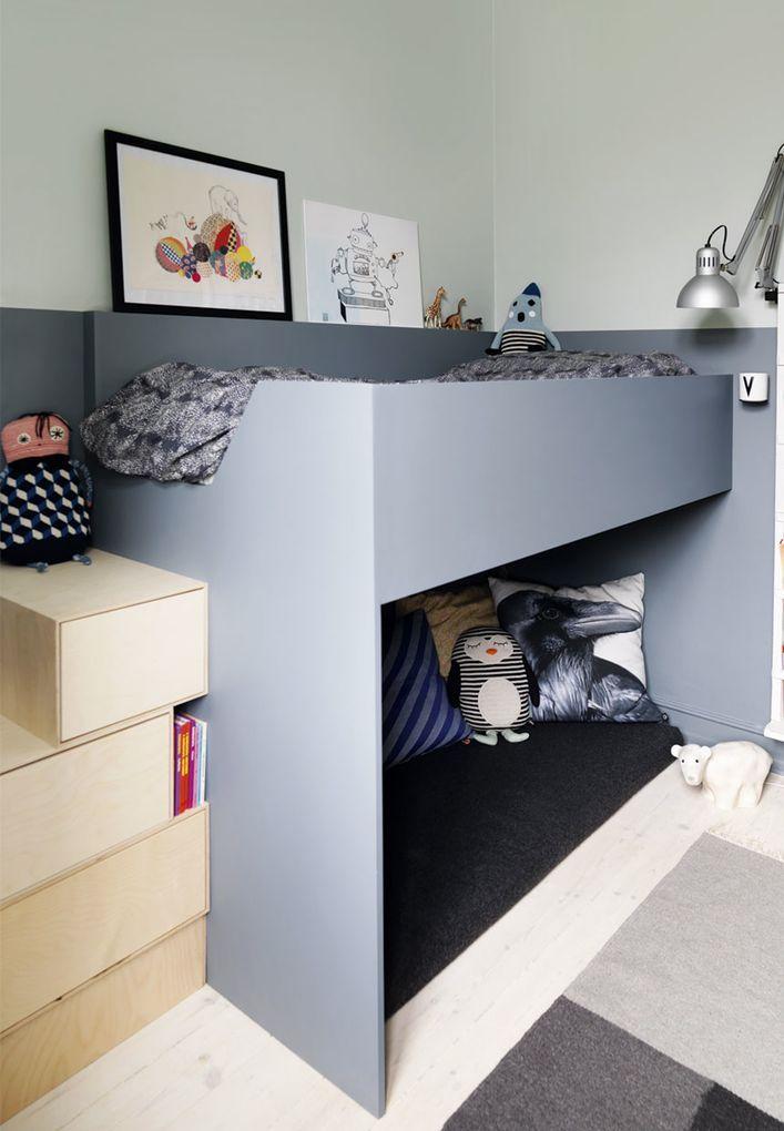 Mere plads på børneværelset, tak! | Boys Room