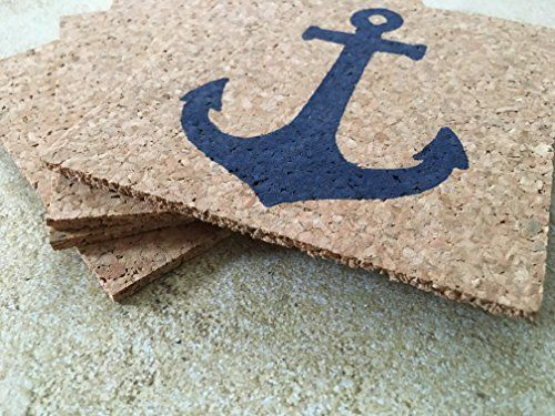Check Out All Of The Best Beach Coasters For Drinks And Coastal We Have Seashell Anchor Coasterore Options Your Home
