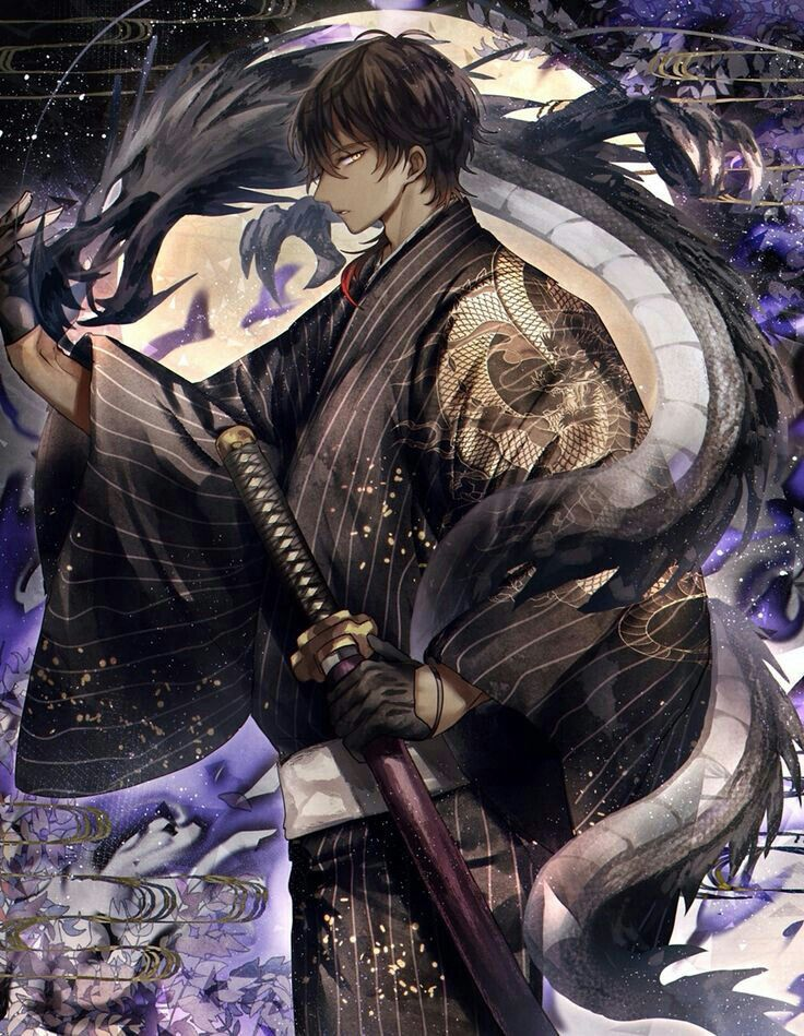 Ookurikara Samurai anime, Handsome anime guys, Cute