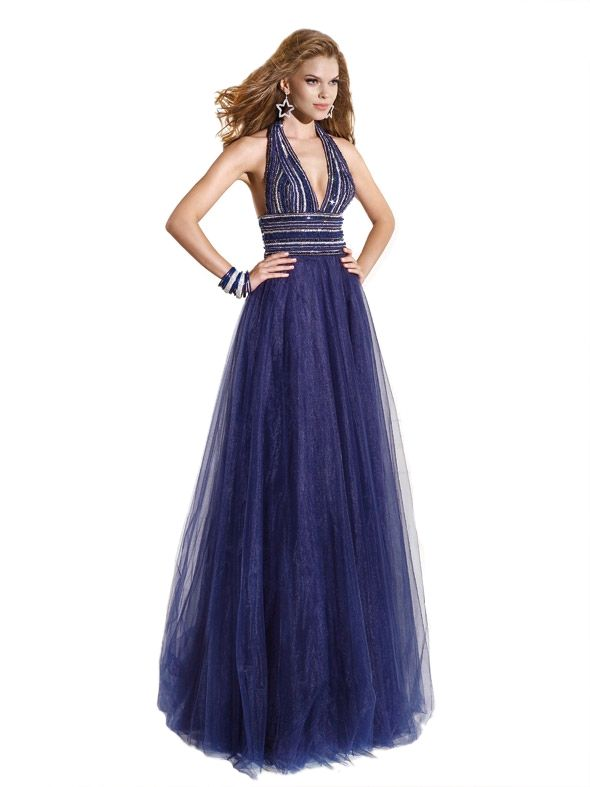 Tarik Ediz 92393   - USA Prom Dress http://bit.ly/1OX3Iol