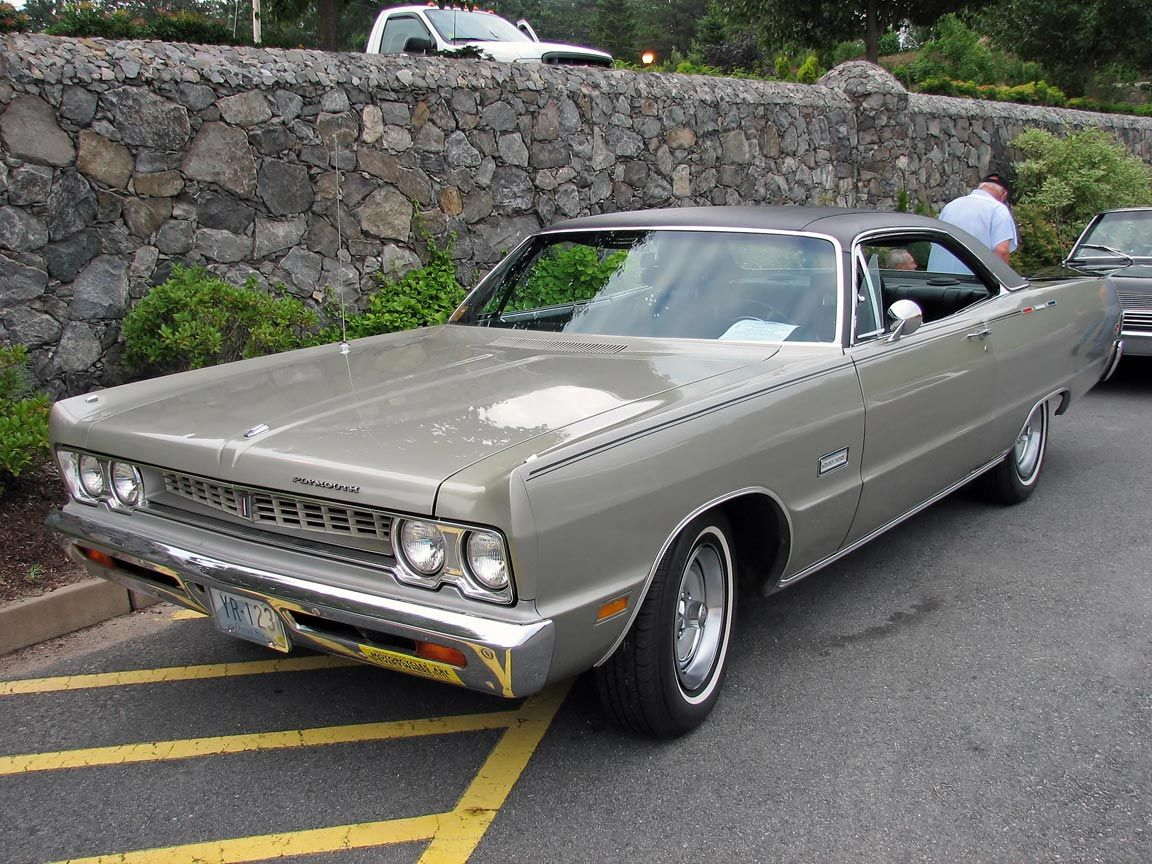 1969 Plymouth Sport Fury Ht Classic Cars Usa American Classic