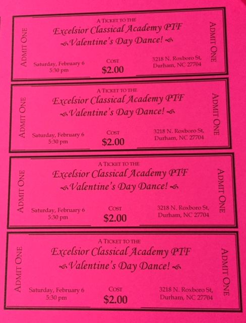 Valentineu0027s Day Dance tickets! u003d) Thanks to Microsoft Word - microsoft templates tickets