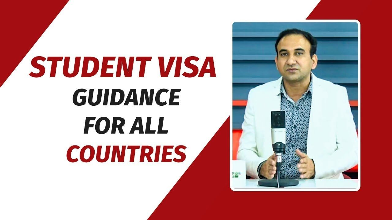 Student Visa Guidance for all Countries Live Show