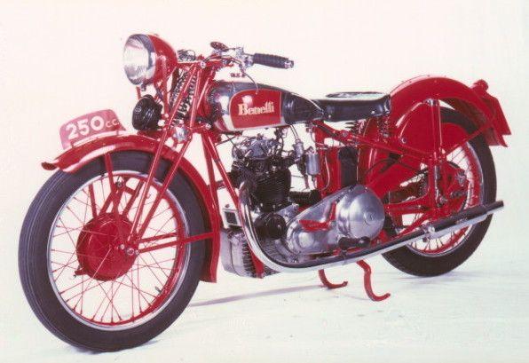 Benelli 250 TS 1938