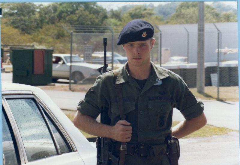 24th Security Police Squadron   Panama   Panama canal, Us military