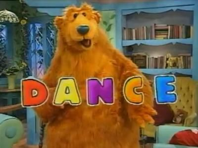 Dancing Bear In The House