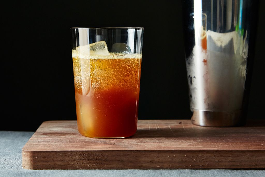 How To Make Ginger Syrup at Home + a Cocktail