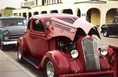 1936 Plymouth Coupe Street Rod, Had to sell it!  :(
