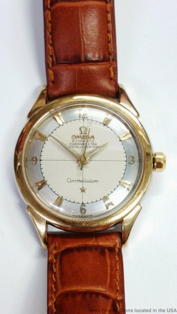 Reloj Omega Constellation Vintage
