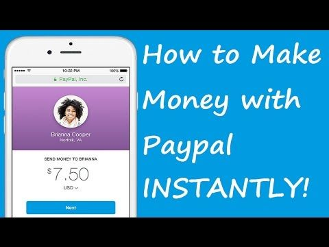 how to win free money for paypal