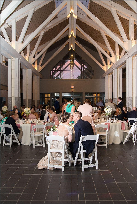 Rachel & Tyler: Norfolk Botanical Gardens Wedding ...