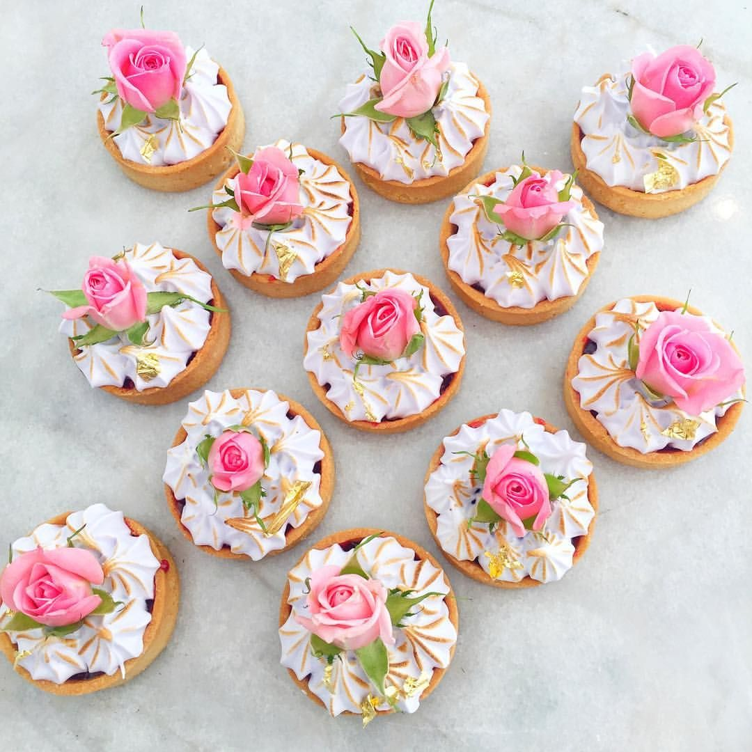 Kitchen Tea Decoration Ideas: Adorable Tarts For A Tea Party