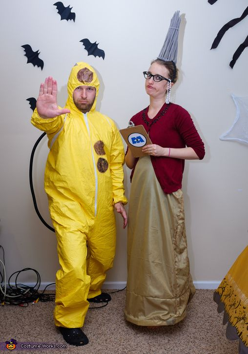 Monsters Inc Characters - Halloween Costume Contes
