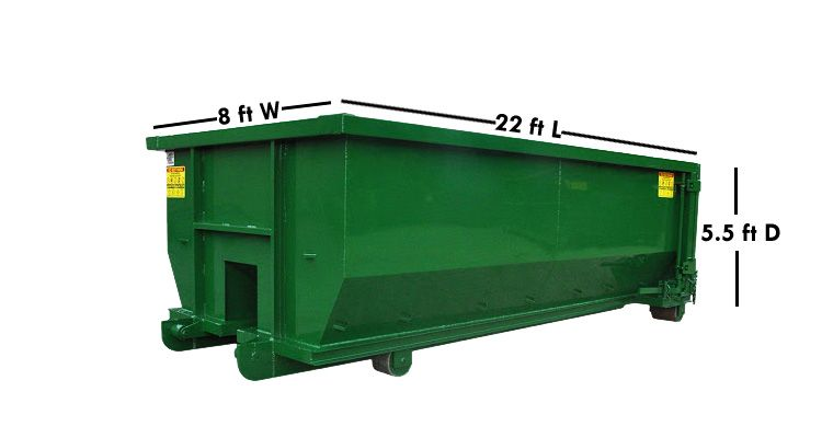 Rent your dumpster today in 2020 dumpster rental rent a