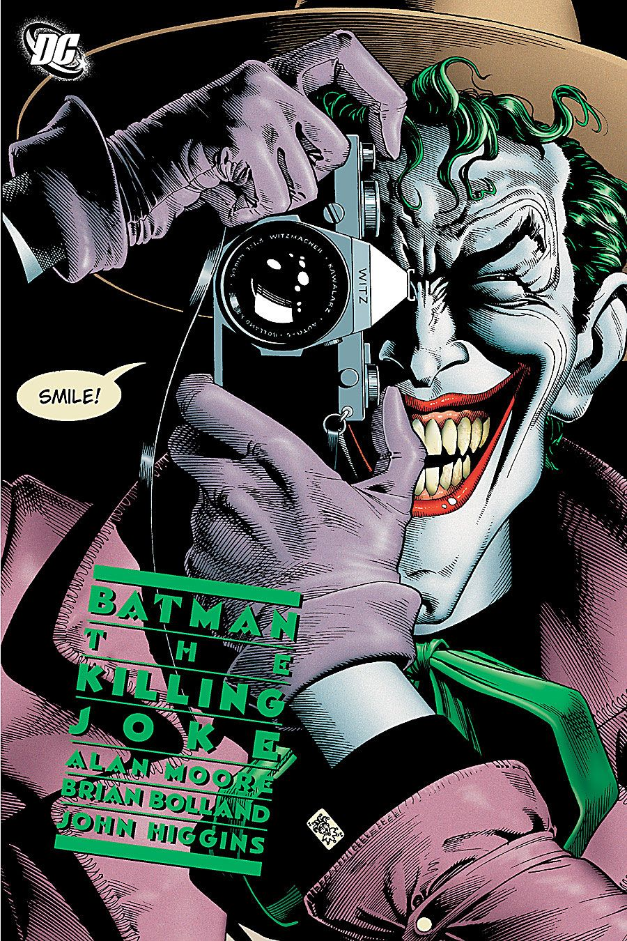 Anthony Misiano (Harley´s Joker) after Brian Bolland & Alex Ross
