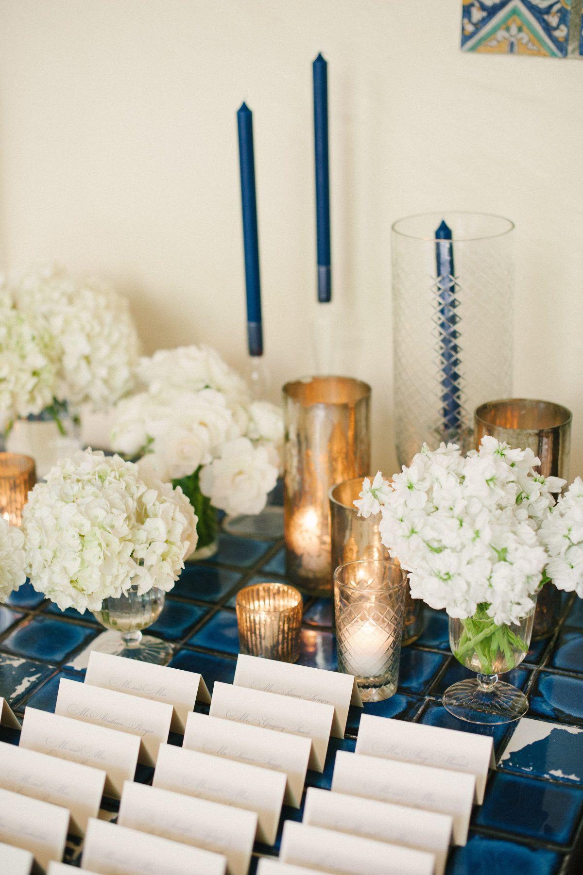Elegant Toile Inspired Miami Garden Wedding in 2020 Rose