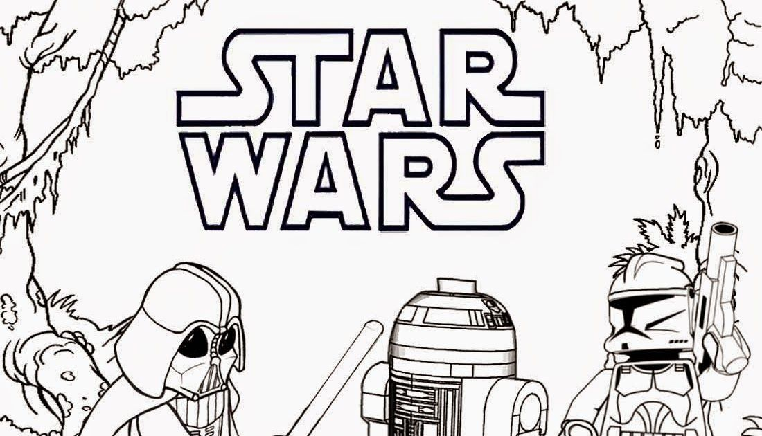 Star Wars Coloring Pages Free Printable Star Wars Coloring Coloring Pages Star Wars Colo In 2020 Lego Coloring Pages Star Wars Coloring Book Star Wars Coloring Sheet