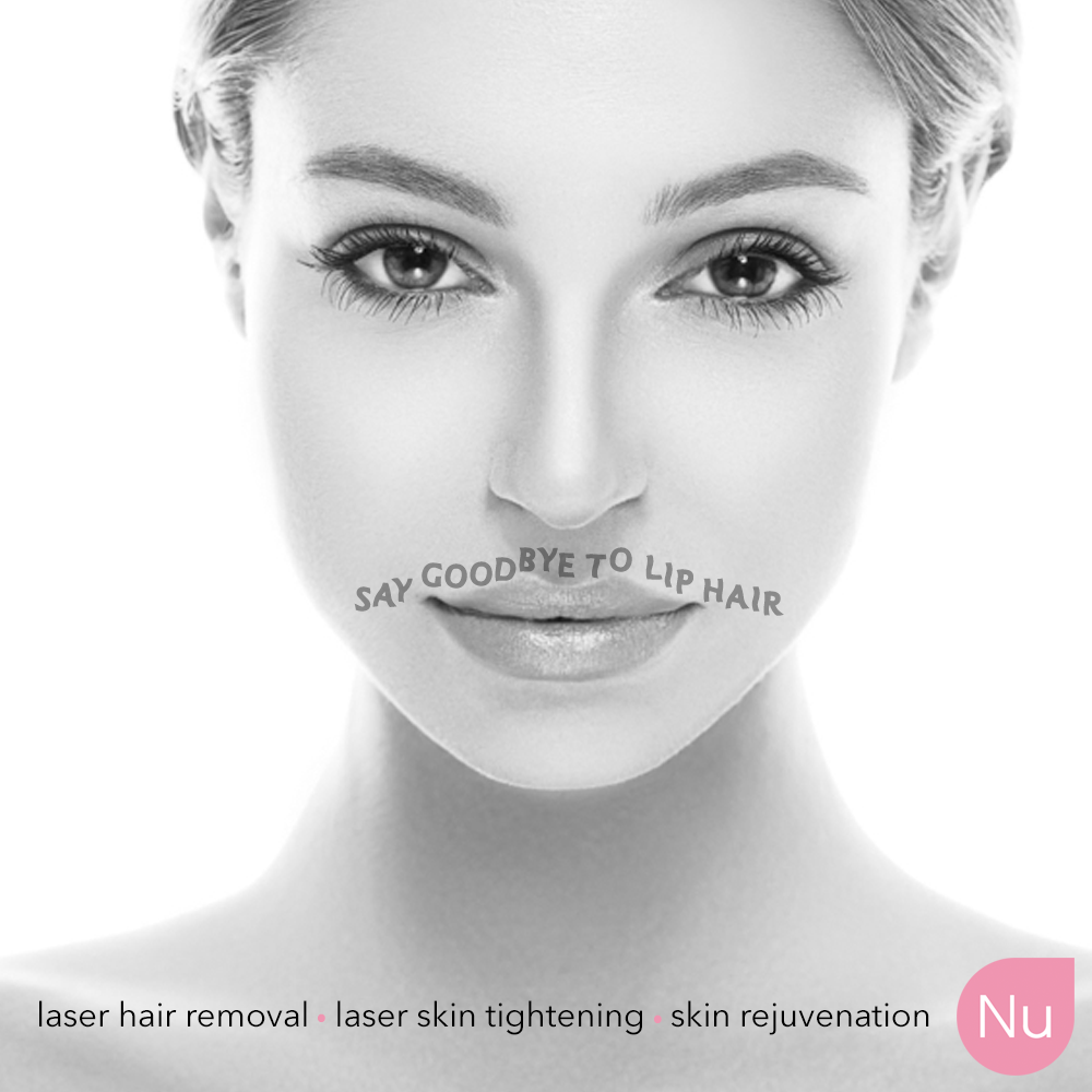 Say Goodbye To Lip Hair Nuage Laser Lip Hair Laser Hair Removal Laser