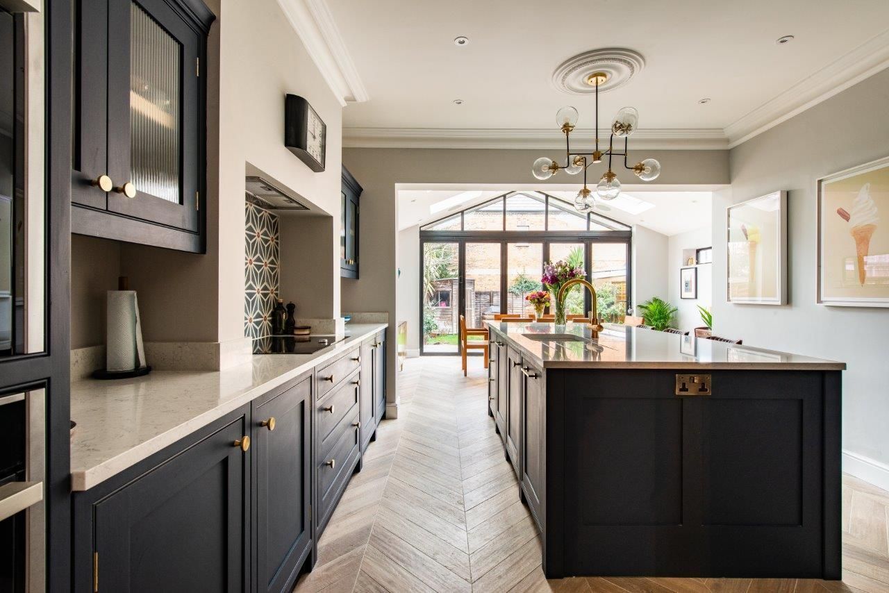 Kitchen Design Software Online Free Kitchen Design With Tiles Tiles Kitc In 2020 Open Plan Kitchen Dining Living Open Plan Kitchen Living Room Kitchen Dining Living,Shaker Distressed Antique White Kitchen Cabinets