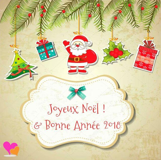 Je vous souhaite un heureux Noël et une bonne année | Joyeux Noël